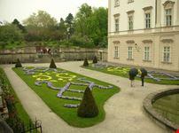 Giardini del castello di Mirabello