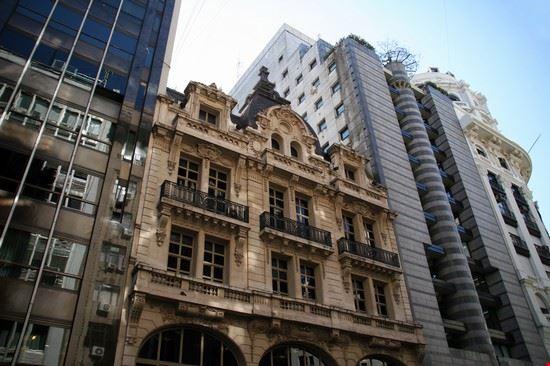 buenos aires il centro storico della citta