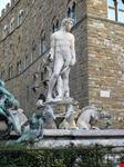 firenze la fontana particolare