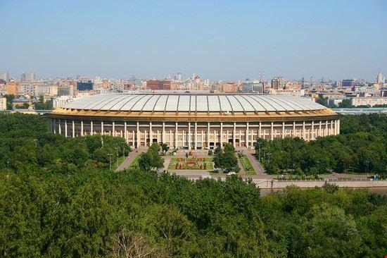 18053 mosca olimpiyskiy kompleks luzhniki stadion