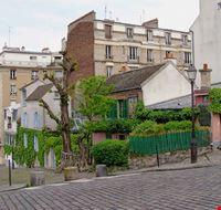 18068 parigi scorcio caratteristico di montmartre