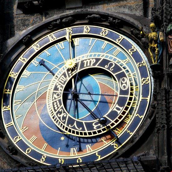 18099 praga orologio astronomico