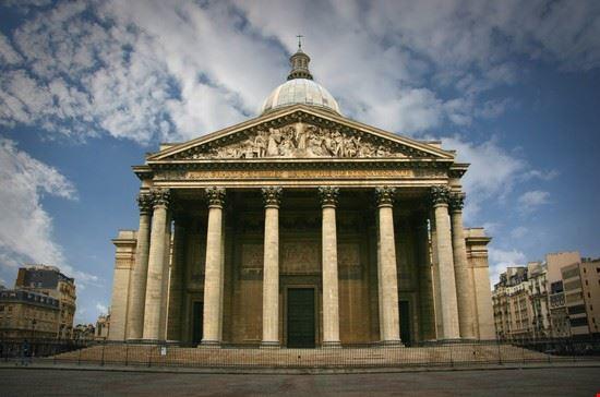 18159 parigi il pantheon