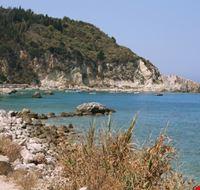 lefkada la spiaggia di aghios nikita