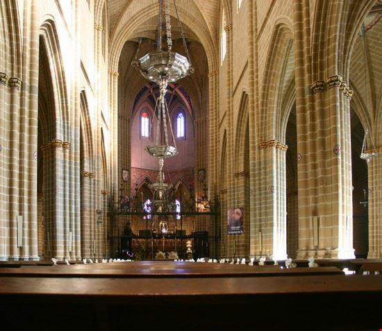 pamplona cattedrale di santa maria la real