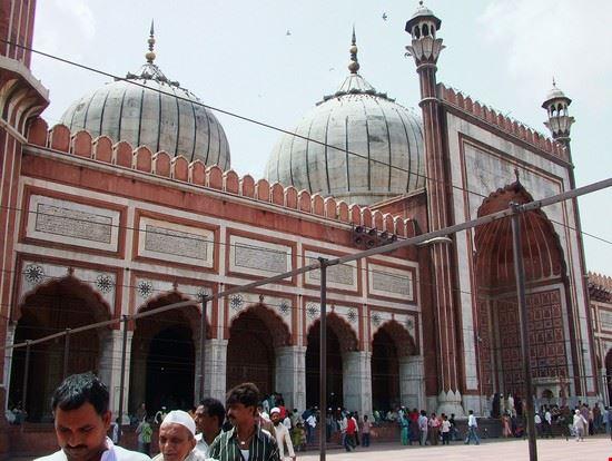 18210 delhi jama masjid