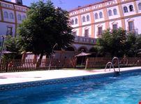 siviglia piscina dell albergo