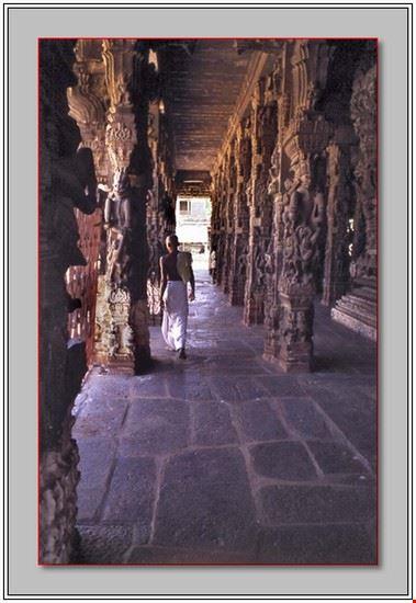 mumbai bramhano nel tempio principale
