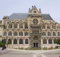 18542 parigi la facciata di st eustache