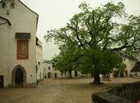 Hohensalzburg - il Burghof