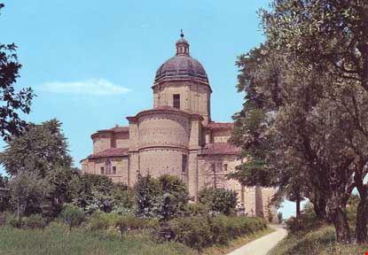 Santuario S. Maria delle Vergini (Stile Bramantesco sec. XVI)