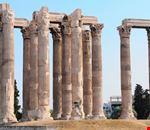 Il Tempio di Zeus Olimpo
