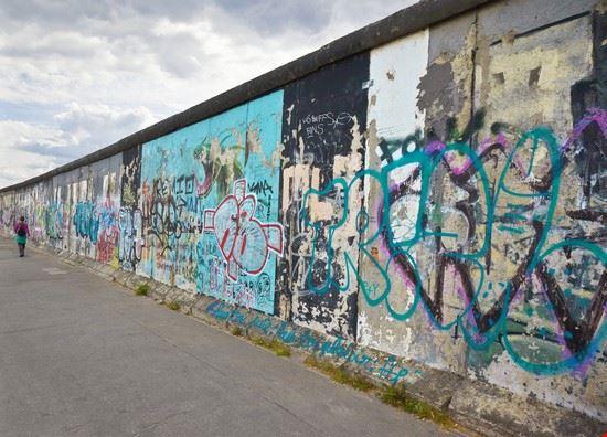 Pianta Muro Berlino : Foto il muro di berlino a  autore