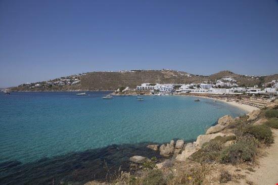 La spiaggia di Kalo Livadi
