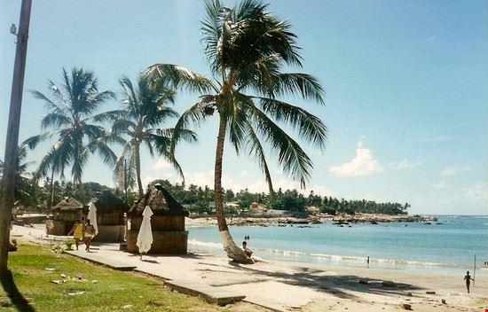 spiaggia bahiana