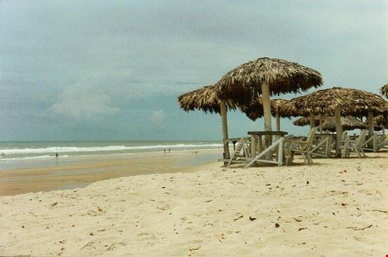 spiaggia tutta nostra a Fortalesa