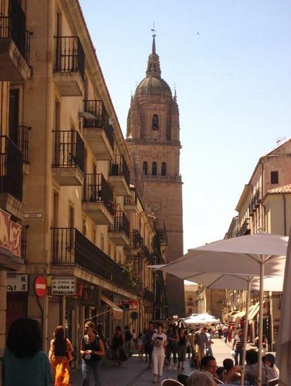 Foto calle rua mayor a salamanca 414x550 autore - Calle valencia salamanca ...