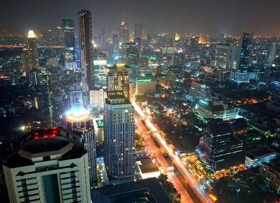 bangkok panorama di sukhumvit