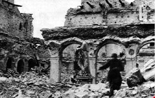 Montecassino  II^ Guerra Mondiale