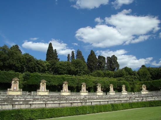 Giardino Di Boboli Parchi E Giardini A Firenze