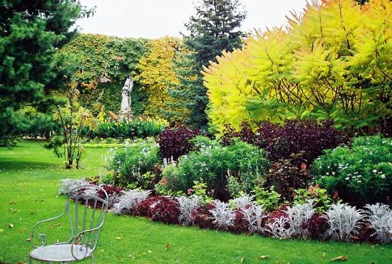 Giardini di tuileries parchi e giardini a parigi - Foto di giardini fioriti ...