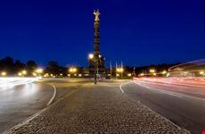 berlino tiergarten di notte