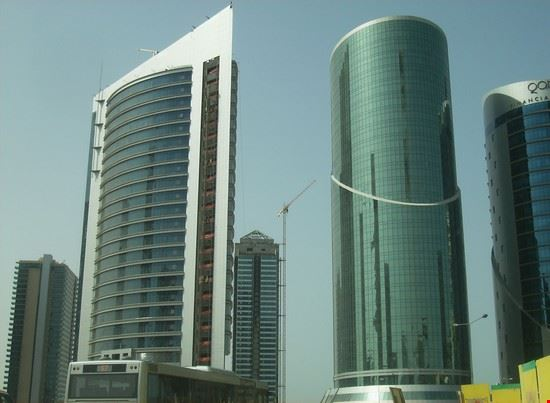 doha new city center