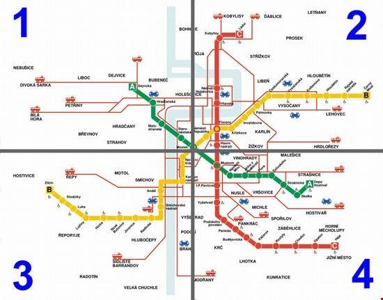 18975_praga_mappa_generale_della_metropolitana_di_praga
