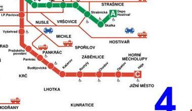 18979_praga_mappa_della_metropolitana_di_praga_sezione_4