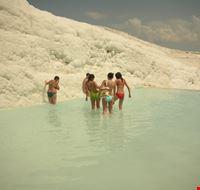 18998 antalya pamukkal piscine di travertino