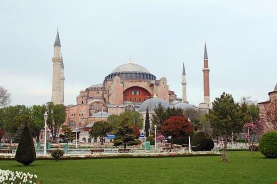19001 istanbul il museo di ayasofya