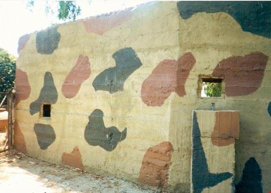 limassol muro che divide il paese chiamato linea verde