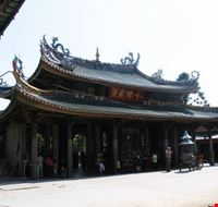 xiamen entrata del tempio nanputuo