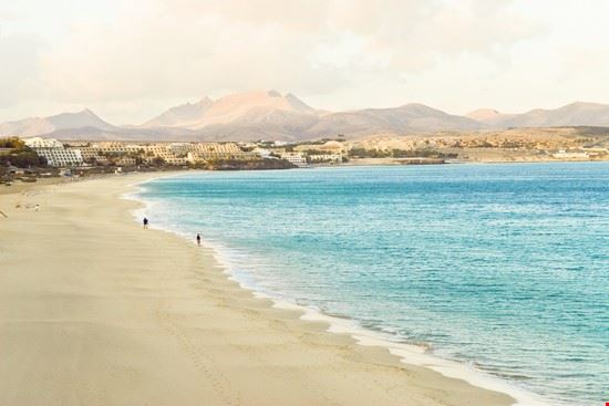 fuerteventura la spiaggia