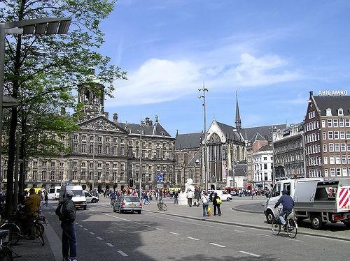 Foto piazza dam a amsterdam 500x374 autore elisa for Appartamenti piazza dam amsterdam