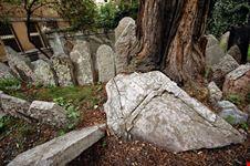 praga particolare del cimitero