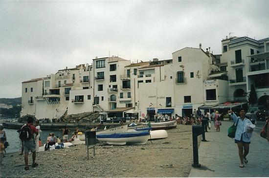 Foto cadaques a barcellona 550x364 autore ester simoncini for Villaggi vacanze barcellona