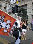 zurigo street parade