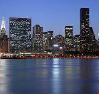 19209 new york lo skyline di new york con il chrysler building
