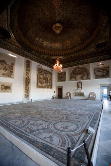 tunisi museo del bardo