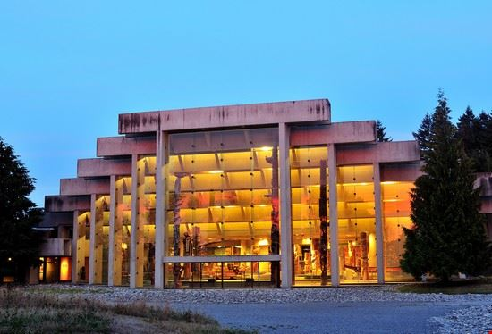 vancouver museo di antropologia