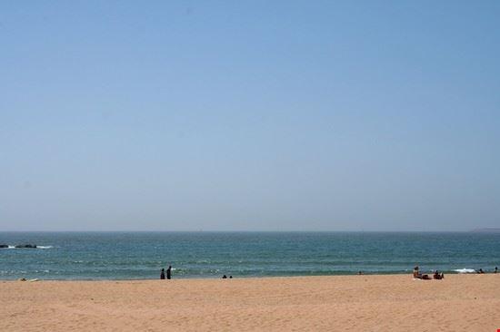 agadir la spiaggia