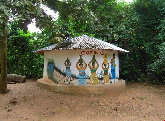 lome foresta sacra a ouidah