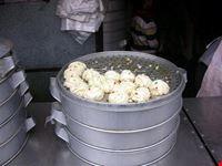 hong kong un tipo di dim sum fagottini cotti al vapore dal ripieno di
