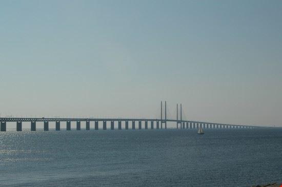 19434 copenaghen il ponte sull oresund