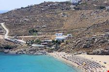 mikonos spiaggia paradise