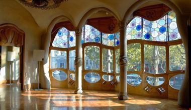 L'interno di Casa Batllo