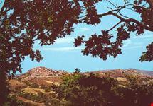 Veduta del paesaggio