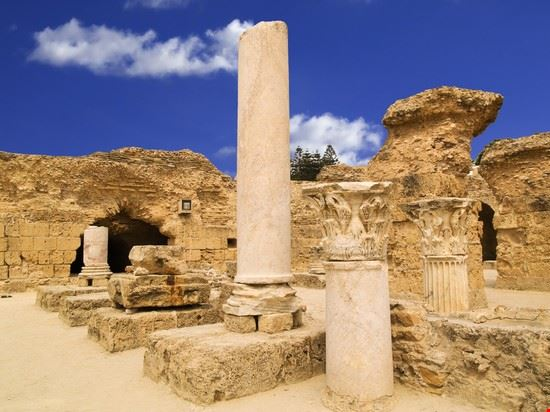 19528 tunisi museo archeologico di cartagine