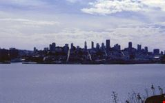 Skyline di S. Francisco